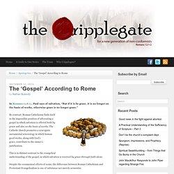 The 'Gospel' According to Rome