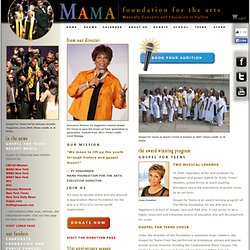 Mama Foundation for the Arts