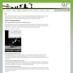 GUF – Göteborgs Uppfinnareförening » QUIS