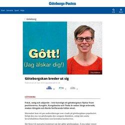 Göteborgskan breder ut sig