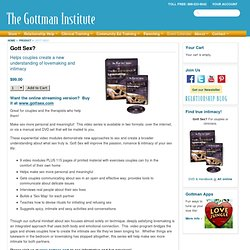 The Gottman InstituteThe Gottman Institute
