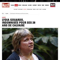 Lydia Gouardo, indemnisée pour ses 28 ans de calvaire