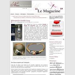 Blog bijoux, magazine bijoux Notes Précieuses