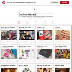 Gouiran Beauté sur Pinterest