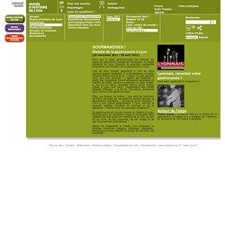 Gourmandises ! / Archives / Expositions temporaires / Expositions / Histoire - Musée d'Histoire de Lyon