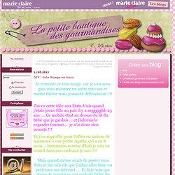 Tuto DIY : Nuage en tissu : la petite boutique des gourmandises