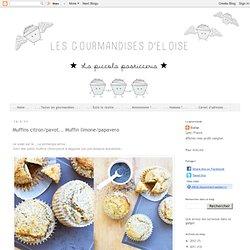 Muffins citron/pavot... Muffin limone/papavero