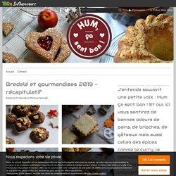 Bredelé et gourmandises 2019 - récapitulatif