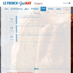 Le French GourMay - Hong Kong I Official Website
