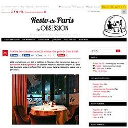 Le Clos des Gourmets (7e), la valeur sûre près de Tour Eiffel paris