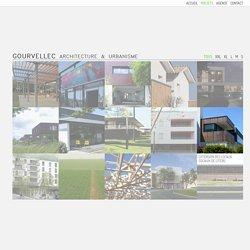 GOURVELLEC Architecture & Urbanisme