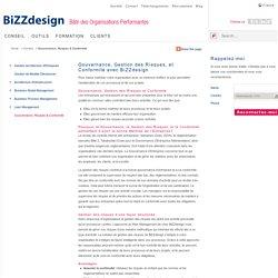 Gouvernance, Gestion des Risques, et Conformité avec BiZZdesign