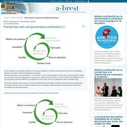 Premier pas vers une gouvernance contributive (1)