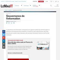 Que signifie Gouvernance de l'information? - Définition par WhatIs.com