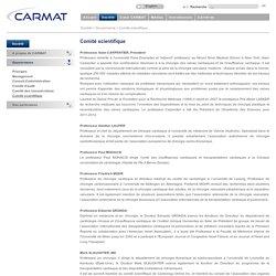 Gouvernance - Comité scientifique