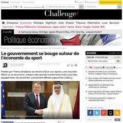 Le gouvernement se bouge autour de l'économie du sport