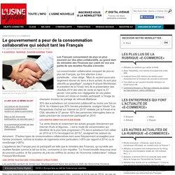 Le gouvernement a peur de la consommation collaborative qui séduit tant les Français