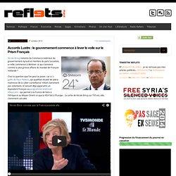 Accords Lustre : le gouvernement commence à lever le voile sur le Prism Français