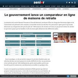Le gouvernement lance un comparateur en ligne de maisons de retraite - 05/12/16
