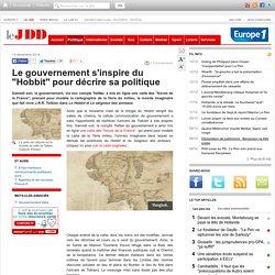 """Le gouvernement compare la France à la Terre du milieu du """"Hobbit"""""""