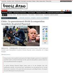 Calais : Le gouvernement décide la comparution immédiate du général Piquemal