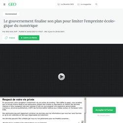 24-25 fév. 2021 Le gouvernement finalise son plan pour limiter l'empreinte écologique du numérique - Geo.fr