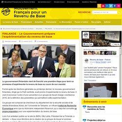 FINLANDE - Le Gouvernement prépare l'expérimentation du revenu de base