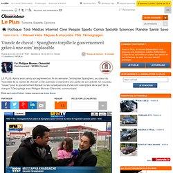 Viande de cheval : Spanghero torpille le gouvernement grâce à une com' implacable