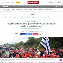 Ecotaxe: Pourquoi le gouvernement doit s'inquiéter de la fronde bretonne