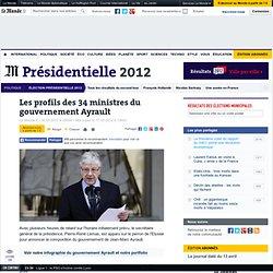 Le gouvernement de Jean-Marc Ayrault
