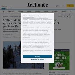 Stations de ski : le gouvernement confirme que les remontées mécaniques ne rouvriront pas le 1erfévrier