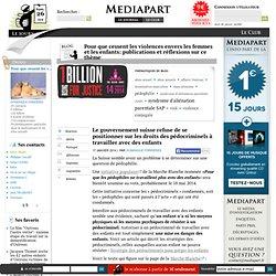 Le gouvernement suisse refuse de se positionner sur les droits des pédocriminels à travailler avec des enfants