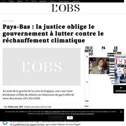 Pays-Bas : la justice oblige le gouvernement à lutter contre le réchauffement climatique