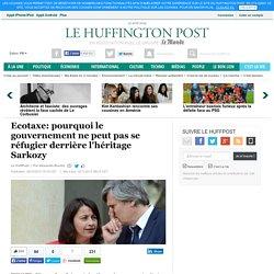Ecotaxe: pourquoi le gouvernement ne peut pas se réfugier derrière l'héritage Sarkozy
