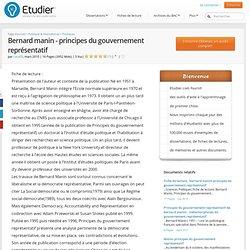 Bernard Manin - Principes Du Gouvernement Représentatif - Notes de recherches - Coco05