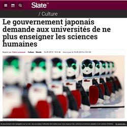 Le gouvernement japonais demande aux universités de ne plus enseigner les sciences humaines