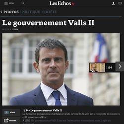 Le gouvernement Valls II, Diaporamas