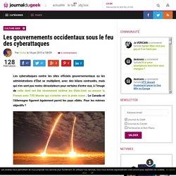 Les gouvernements occidentaux sous le feu des cyberattaques