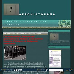 AFRO HISTORAMA