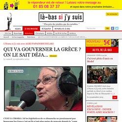 QUI VA GOUVERNER LA GRÈCE ? ON LE SAIT DÉJA...