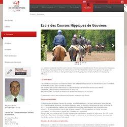 Ecole de Gouvieux - Cavalier, Lad Driver, Jockey, Garçon de voyage, Premier garçon