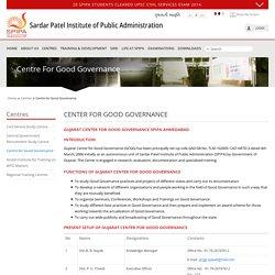 Sardar Patel Institute of Public Administration