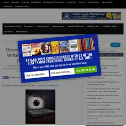 """Government Spying is """"Chilling"""" Writers' Freedom of Expression (Project Censored #7)"""