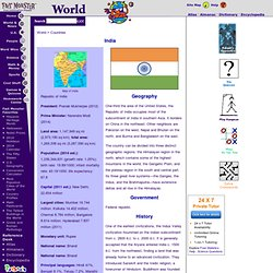 India: Maps, History, Geography, Government, Culture, Facts, Guide & Travel/Holidays/Cities