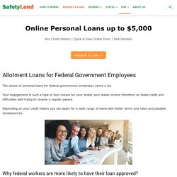 Loans from SafetyLend.com
