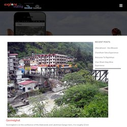 Govindghat Tourism and Travel Guide, Hill Station, Religious Places and Nearby Attractions in Govindghat