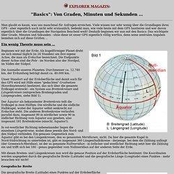 GPS - Basics