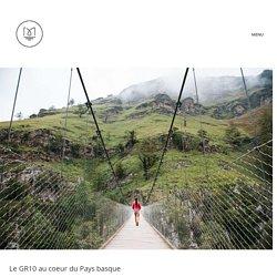 Le GR10 au coeur du Pays basque