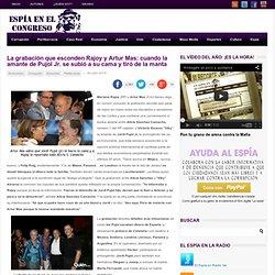 La grabación que esconden Rajoy y Artur Mas