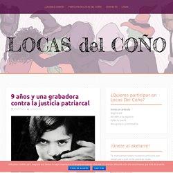 9 años y una grabadora contra la justicia patriarcal